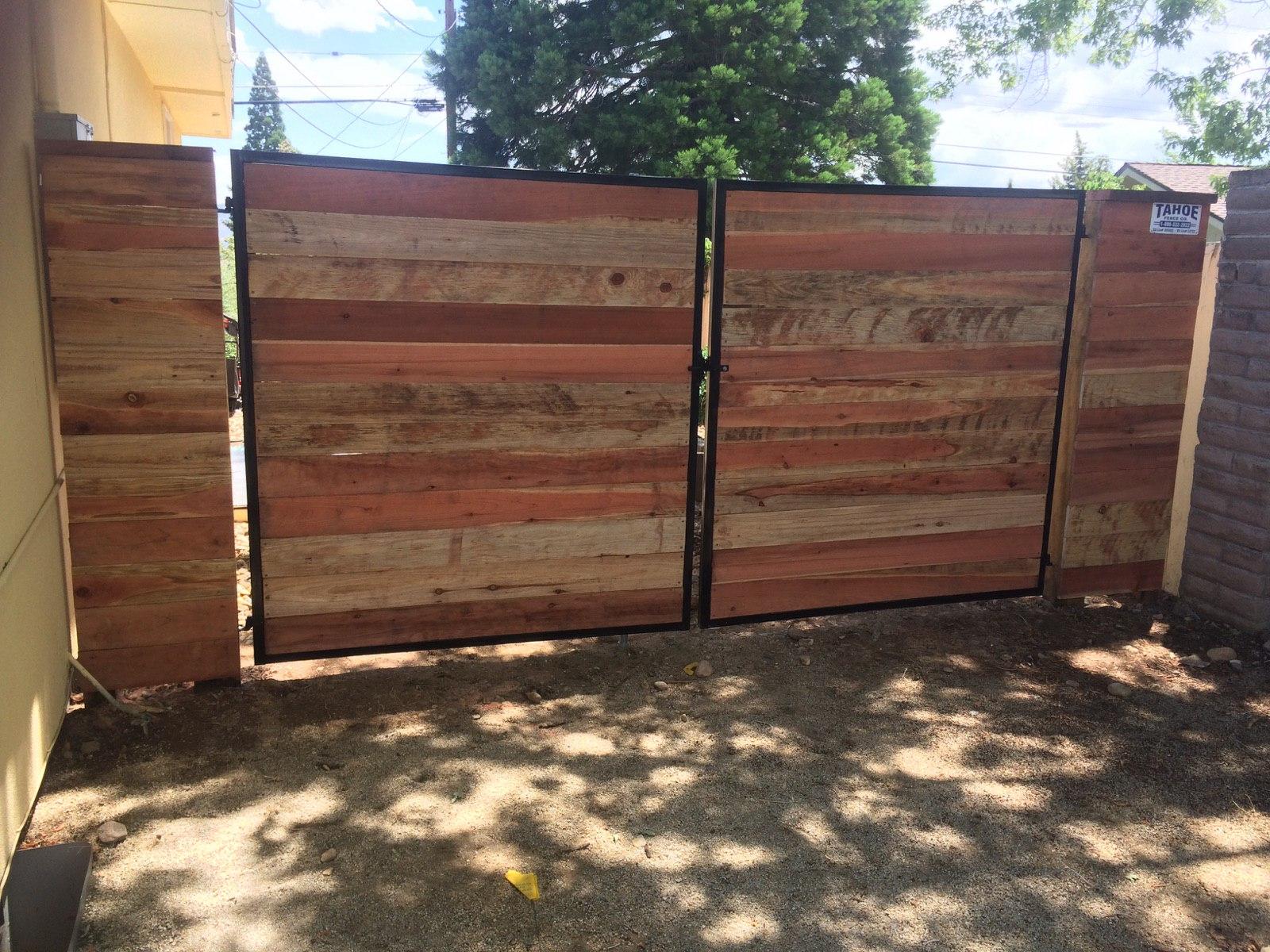 Gates Tahoe Fence
