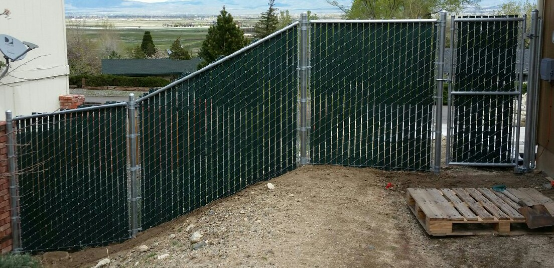 Wire Tahoe Fence